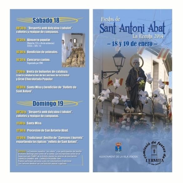 Programa Sant Antoni