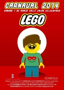 Cartel Lego