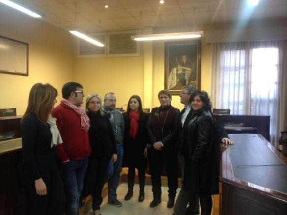 Nueva dirección junta Cofradías