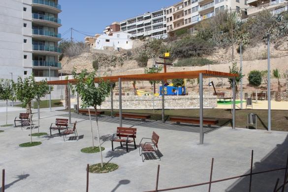 El nuevo parque que pronto estará disponible para los ciudadanos
