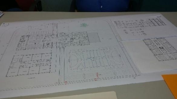 Verdú afirma que no hay proyecto del colegio y cuelga en su misma nota la foto del proyecto
