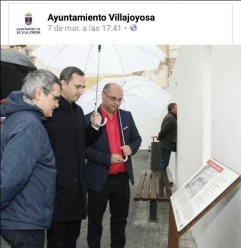 Fotografía manipulada Diputación