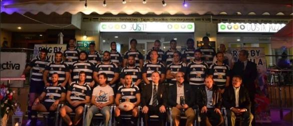 Fotografía Rugby original