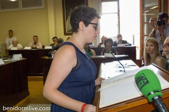 Villajoyosa-Pleno-elección-Alcalde-13-junio-2013-Concejala-3-PSOE_