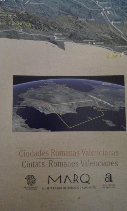 Proyecto ciudades romanas CV