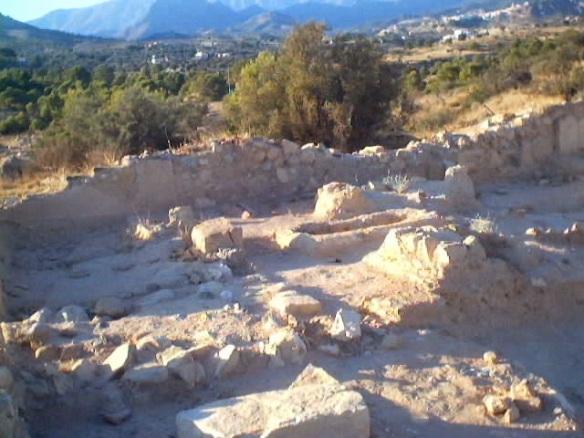 Part de la mesquita de l'Almiser_ 1
